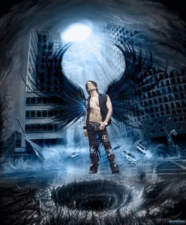 Criss Angel. Really it's a no brainer