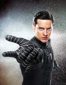 Spiderman 3. Face off. Tobey <3