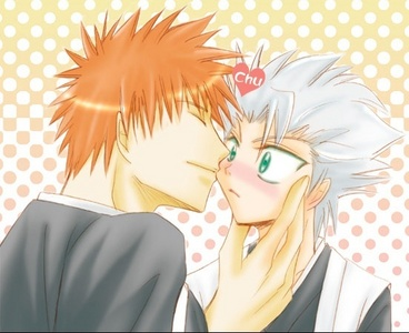 what is you favorite yaoi pairing out of bleach