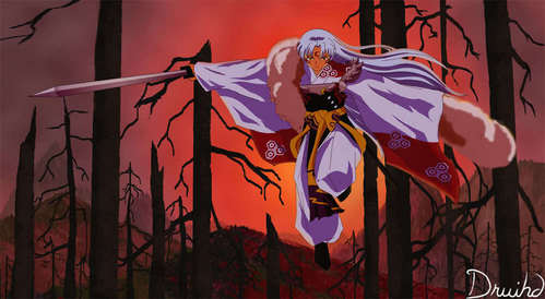 Imagine if Sesshomaru swore he would destroy Kikyo for pinning inuyasha against a tree, (more out of principle and duty than affection) how would the story have gone?
