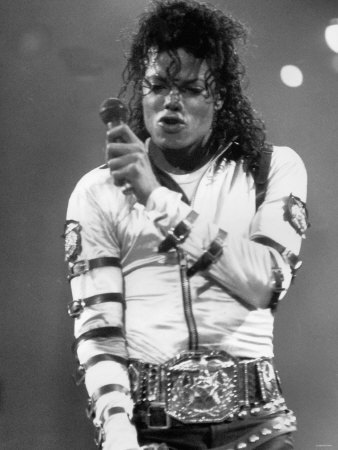 Can আপনি post a picture with Michael when he was at your age???
