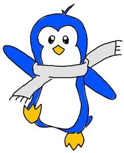 "The ""Lifeless Penguin"", Ganz."