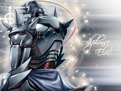 Alphonse Elric from Full Metal Alchemist!