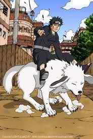mine is akamaru from Наруто whom was kiba inuzuka's pet