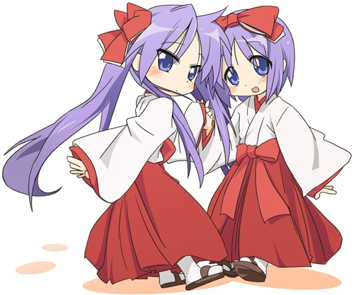 cute anime twin. Post the cutest Anime Twins!