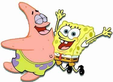 Spongebob and Patrick too! :D