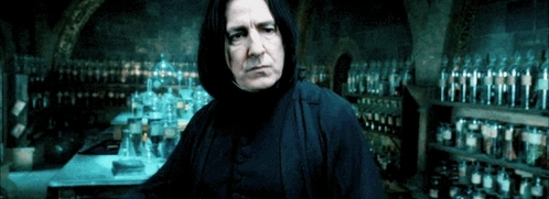 Severus Snape. I'm bitter, angry, sarcastic, scarred سے طرف کی abuse, perpetually haunted سے طرف کی my own actions, I hold grudges like there's no tomorrow, I can be quite nasty when I'm wronged, and I have walked a Darker Path. I defend my دوستوں to a fault, when I give my word I keep it, when آپ tell me a secret I keep it even if our friendship ends, I believe Love is the strongest magic there is, and I believe in Always. And I have a thing about Potons, so that helps. :p