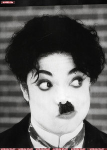 Is this pic of Michael silly?