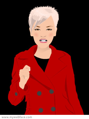 p!nk contest! who ever can create the best cartoon version of p!nk will get 10 heshima 2nd 5 heshima 3th 2 heshima deadline aug25 heres an example