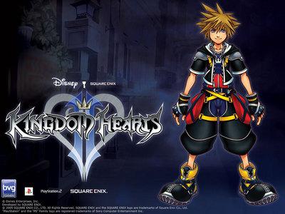 Kingdom Hearts,Final fantaisie 12!
