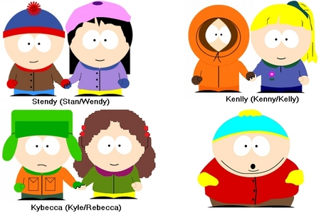 I'd be Tammy warner because she dated Kenny but she was the person who killed him but i dont know sa pamamagitan ng the way the girl holding hands with Kenny always got his name wrong in the episode