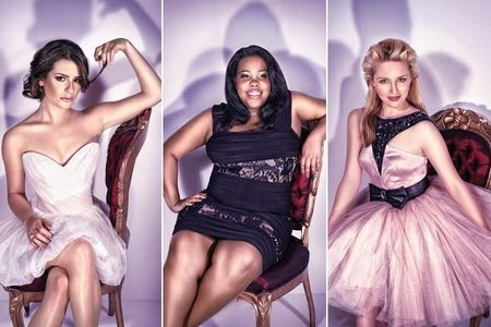 Dianna Agron,Nina Dobrev,Amber Riley and Hayley Williams they rock!