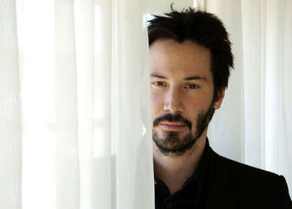 I have many favorites, but currently it's Keanu Reeves. He's so freaking cute :]