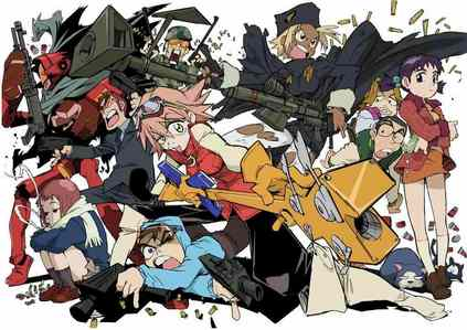fooly cooly only 6 episodes and cowboy bebop 20 something episodes