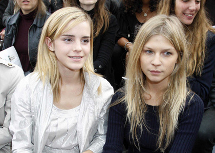 Emma Watson and Clemence Poesy are my favorite actresses!!!