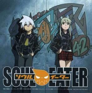 Maka Albarn And Soul Eater