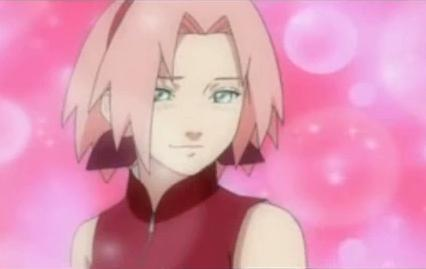 Sakura is my most お気に入り of all of them!! She's awesome!