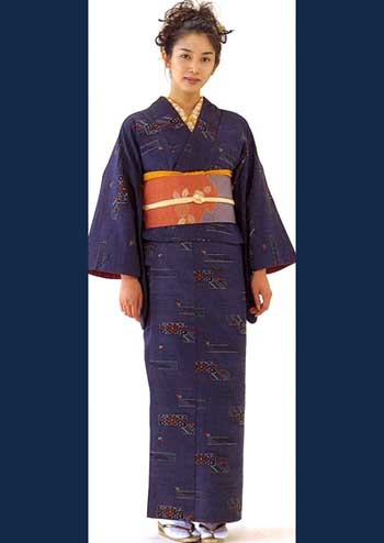 wewe should use a kimono. =D