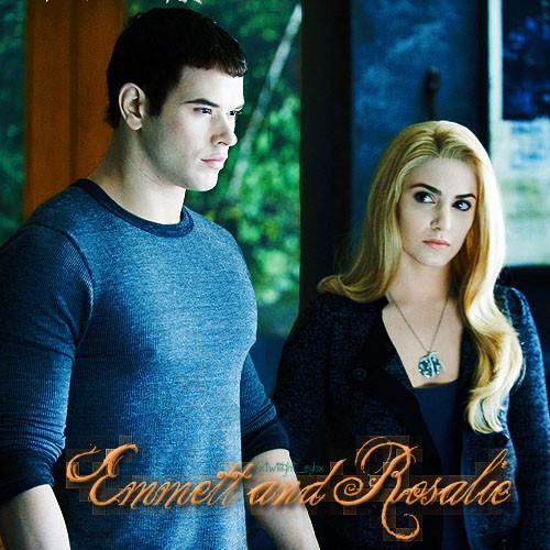 Emmett or Rosalie <33