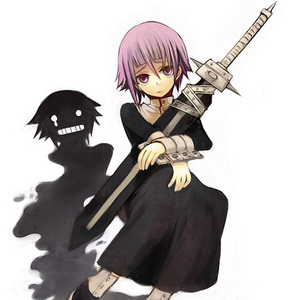 Crona from Soul Eater (he's a boy, btw)