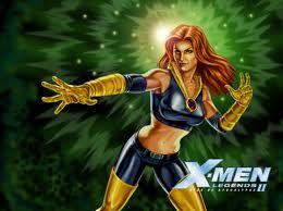 Easy. Jean Grey!!!!! (I'll take her as any of her entities i.e. Dark Phoenix, Phoenix, Marvel Girl)