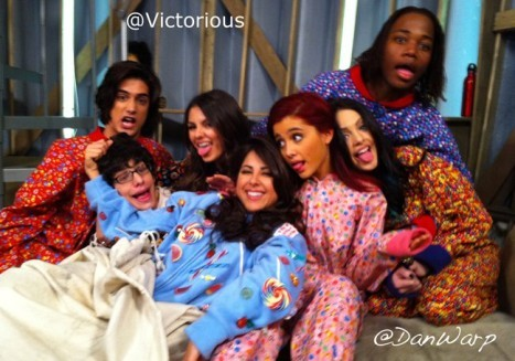 I love Victorious!!