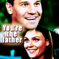 Yes they do and bones is pregnant and booth is the father