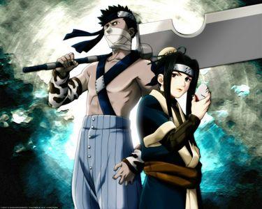 Zabzua from Naruto....too bad he is gone:(!