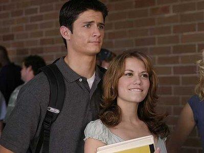 Nathan & Haley :)