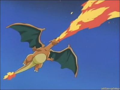 My favourite is Charizard!