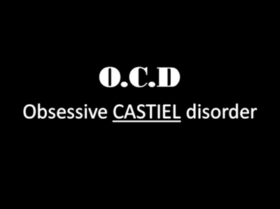 Not very well. I found out I had OCD two days ago.