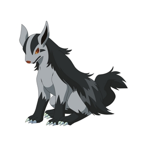 Mine is Mightyena despite the fact I love them all!