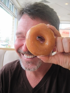 Have you checked out my 365 day donut blog? www.keithaccino.com