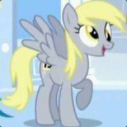 I WANT TO BE A DERPY pony