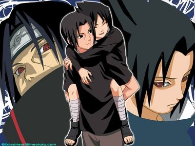 itachi uchiha!! T.T Why!!?? He didnt desvere to die,the one who should die is that danzo guy! T.T