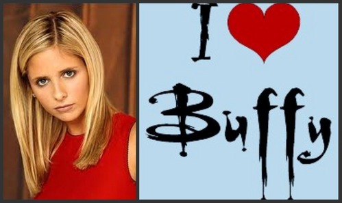 Ive alwayed loved Buffy's awesome bounce hair