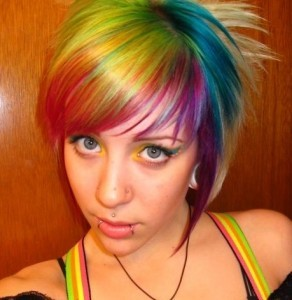 I love this! I love the cut, and I love the colors <3