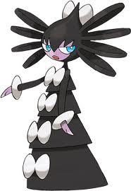 I LOVE Pokemon! I like ghost type Pokemon (all of them) and psychic types too.
