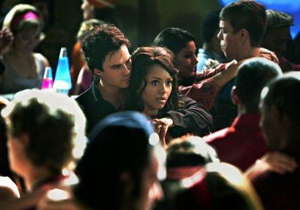 BAMON FOR THE WIN! (Bonnie and Damon - The Wanyonya damu Diaries) One word: Chemistry ♥