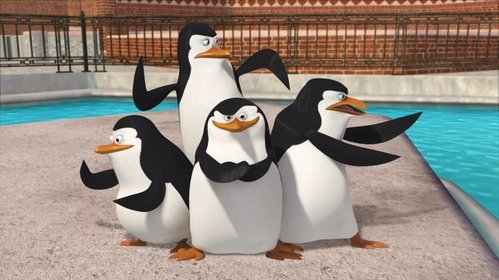 I change mine often! This is the one I have now! :) Skipper,Kowalski,Private and Rico. the penguins of Madagascar!(POM) :D :D :D