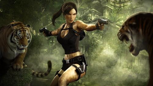 1) Tomb Raider: Anniversary 2) Tomb Raider: Другой мир 3) Tomb Raider: Legend 4) Tomb Raider 1 5) Tomb Raider 2