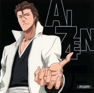 Well, my birthday is today (May 29th) and aperently i share a birthday with Aizen Sousuke from Bleach. But i don't really care since i don't even watch au read Bleach /: