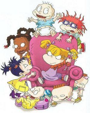 Rugrats! xD