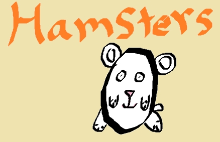 Write the word hamsters on paint and post a pic of a chuột đồng, hamster if u want!