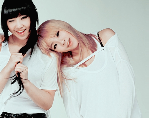 CL AND MINZY THE BEST