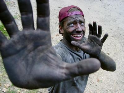 Dirty Jobs. Period.