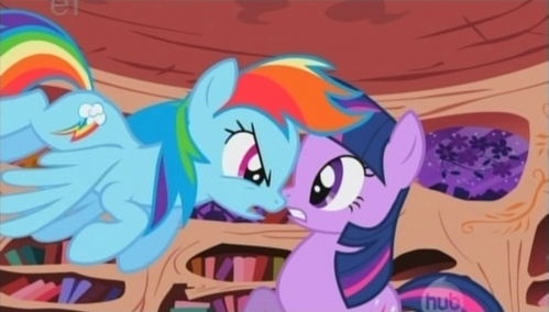 I think i am like радуга dash and Pinkie pie i'm crazy and i'm like a tomboy. I also get in other people's faces when i'm angry. people in my class also think i'm crazy like Pinkie pie is sometimes.