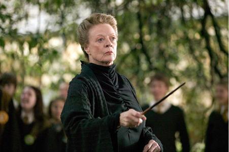 My favourite Death Eater: Bellatrix Lestrange My favourite Order-member: Minerva McGonagall (surprising, isn't it? I just always liked Minerva, I can't help it)