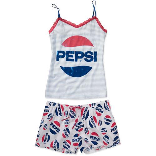 My Pepsi pajamas. :)