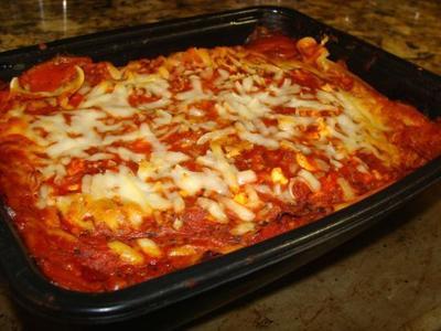 My favorito comida is Stouffer's lasagna.